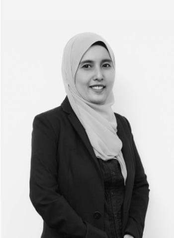 Senior Accounts Executive Zaida Zainul