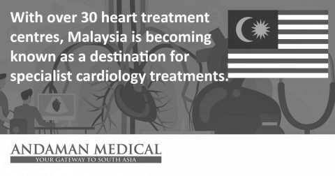 Malaysia destination specialist cardiology treatments