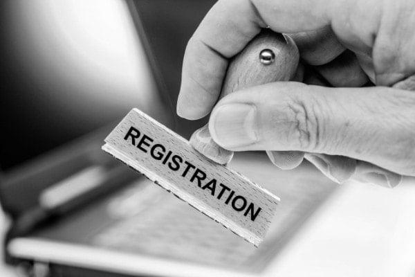 Regulatory services product registration