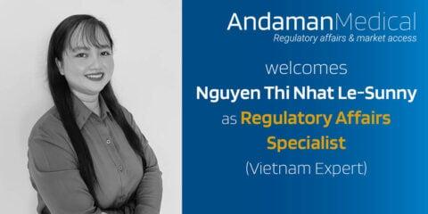 andaman medical new regulatory affairs specialist in vietnam