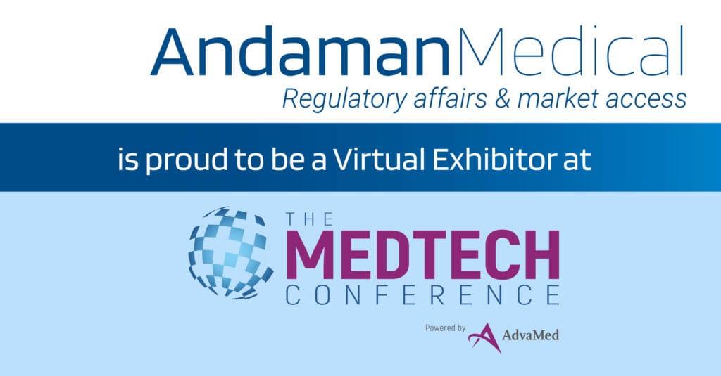 Andaman Medical virtual exhibitor at Advamed Medtech Conference 2021